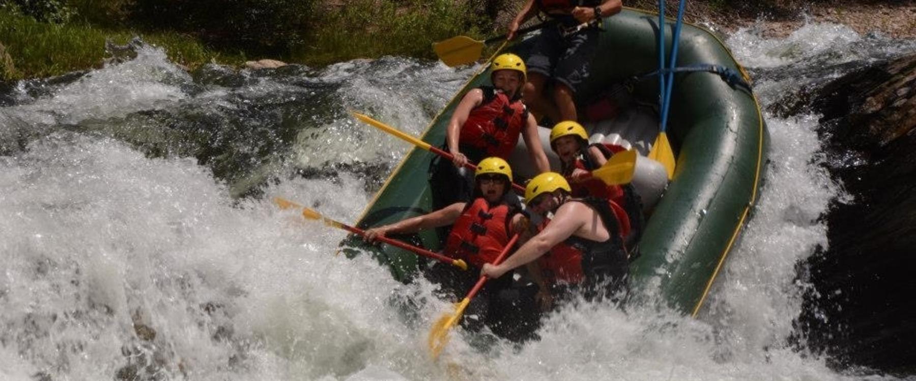 aspen, adventure, rafting, trip guide, salamander paddle gear