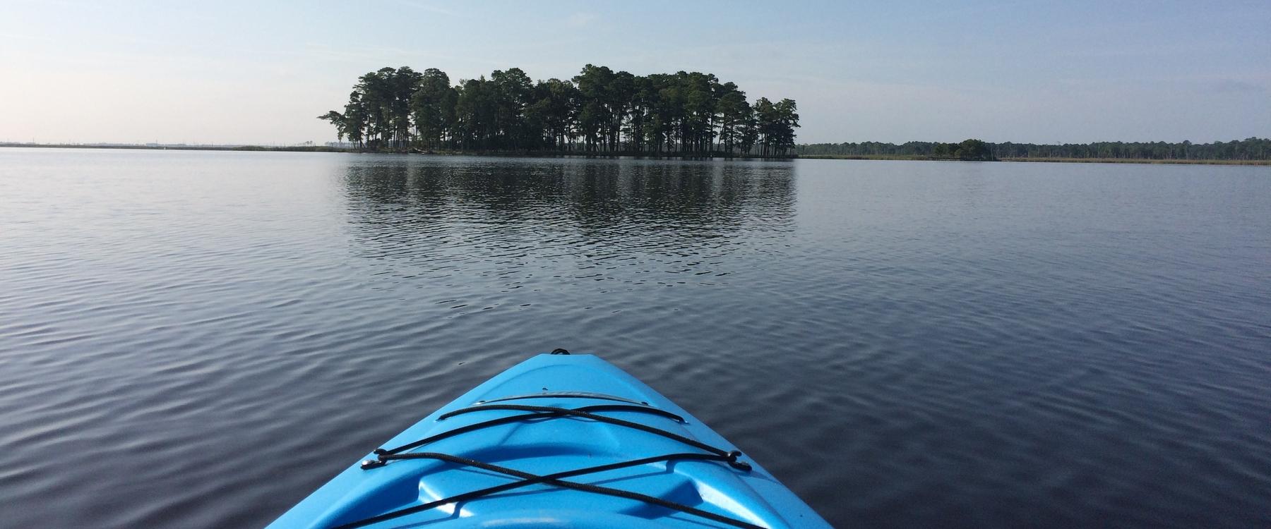 East Coast Last Great Places, paddling