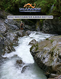Salamander 2018 White Water Kayaking PDF Interactive Catalog