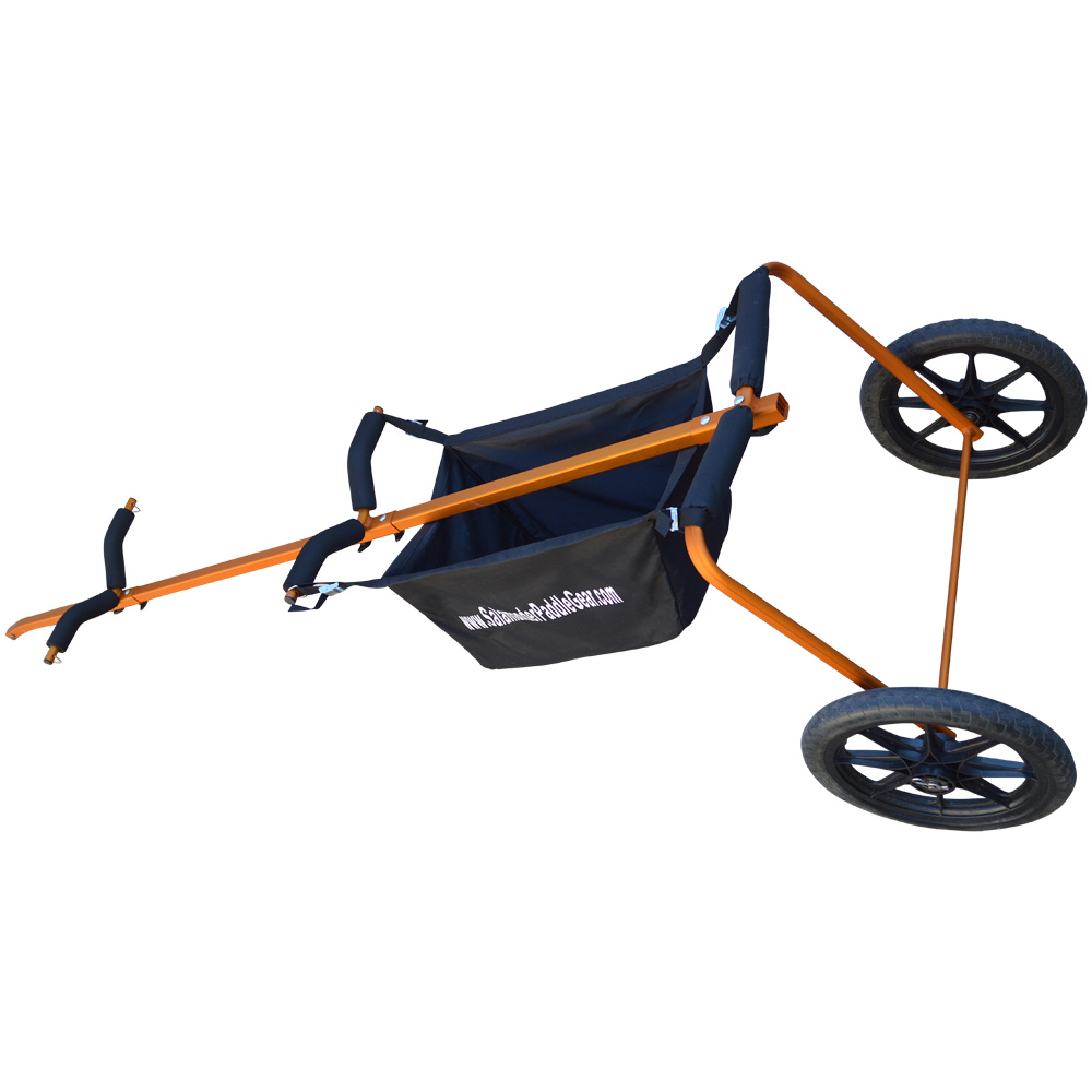 Salamander Bike Trailer Sup Or Kayak Salamander Paddle