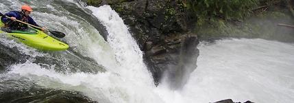 nick wigston canyon creek waterfall kayak