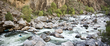 Black Canyon, river trip, adventure, kayak, Salamander Paddle gear