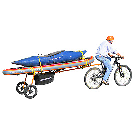 Salamander-Bike-Trailer-SUP-Kayak-Adventure