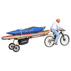 Salamander-Bike-Trailer-SUP-Kayak-Adventure