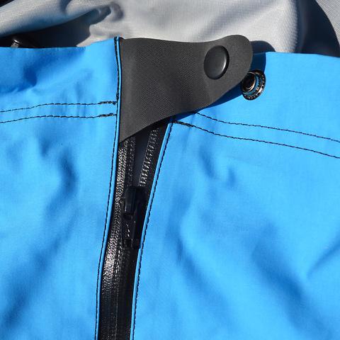 Eco Zip Deck Touring Spray Skirt