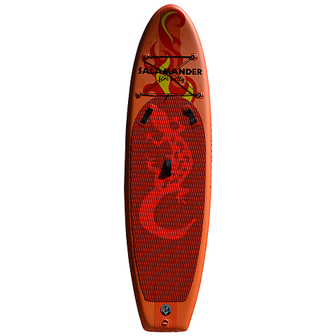 Fire Belly Stand Up Paddle Board Salamander Gear