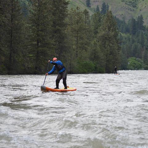 Lochsa SUP Paddle