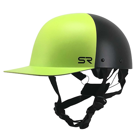 Shred Ready Zeta Helmet Lime Black