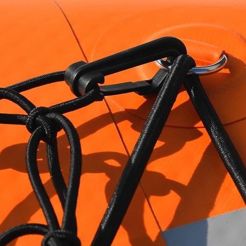 Salamander Bungee Cargo Net Clip