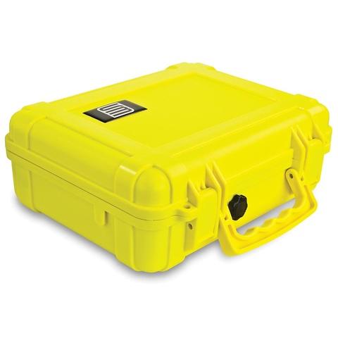 S3 Waterproof Box, T6000, Yellow