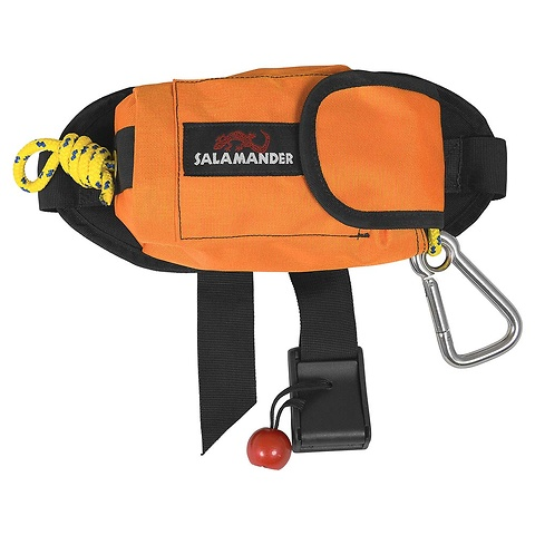 Keel Hauler Tow Line with Stainless Carabiner