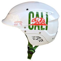 Full Cut Shred Ready Helmet California Limed Edition