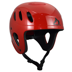 Predator Full Cut Helmet Fullcut Red
