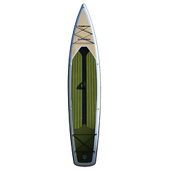 Sarasvati-SUP-Flatwater-12foot-Lake-Recreation-Salamander-Paddle-Gear