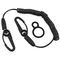Scotty rescue fishing and paddling Leash