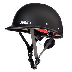 Shred-Ready-Shaggy-Helmet-Black-Adventure-Water-Rivers-Rocks-Hurt