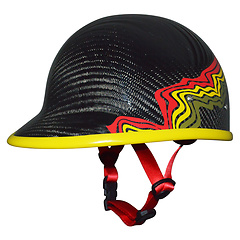TDub Rasta Helmet Shred Ready adventure whitewater rocks