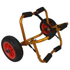 Used-Salamander-Kayak-Cart
