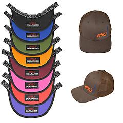 Visors-Hats-Salamander-Paddle-Gear