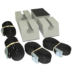 Canoe Roofootop Carrier Kit, Basic, Non-Skid