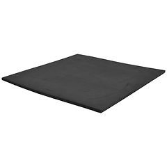 1/4 inch High Density 3x Bulk Foam Sheets, 1/4 inch x 12 inch x 12 inch