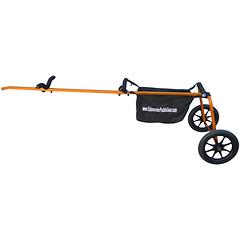 Salamander sup kayak bike trailer - orange