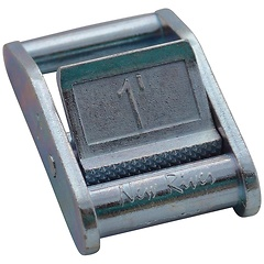 1 inch Stamped Cam Buckle, 1 foot Stamp