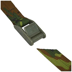 1 inch Camouflage Cam Straps, 2 foot Camouflage