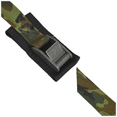 1 inch Camouflage Cam Straps, Padded, 2 foot Camouflage