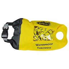 "WildWasser Ultra Dry Throw Bag, 5/16"" Polypropylene core (1000 lb rated strength)"