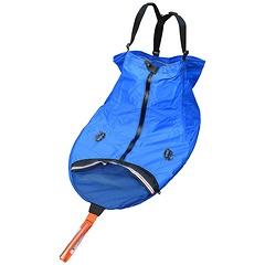 Baja Zip Deck PU Coated Nylon Touring Spray Skirt