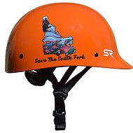 Super Scrappy Helmet Limited edition South Fork Salmon River