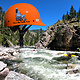 Super Scrappy Save the South Fork Salmon River Limited Edition Helmet